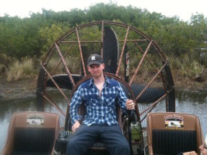 Air Boat Fun! Everglades, Florida